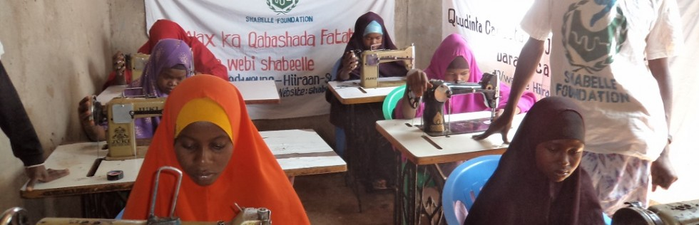 The Sewing Project for Women in Baladweyne District